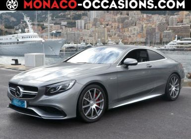 Vente Mercedes Classe S Coupe/CL 63 AMG 4Matic Speedshift MCT AMG Occasion