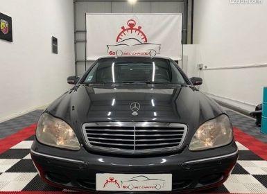 Vente Mercedes Classe S MERCEDES-BENZ 3.2 320 CDI 197cv Occasion