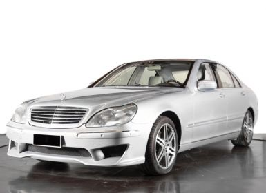 Achat Mercedes Classe S S 55 AMG Occasion