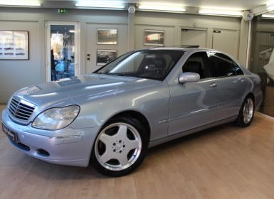 Vente Mercedes Classe S S 600 L BVA Occasion