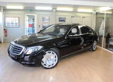 Achat Mercedes Classe S S500 4MATIC MAYBACH Occasion