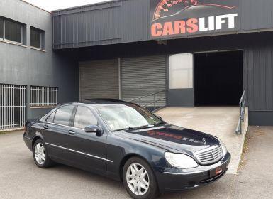 Vente Mercedes Classe S S500 modele W220 - ethanol 6 mois de garantie (2000) Occasion