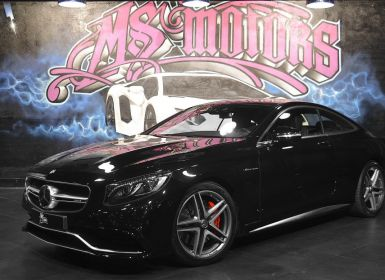 Vente Mercedes Classe S S63 AMG COUPE 4 MATIC Occasion
