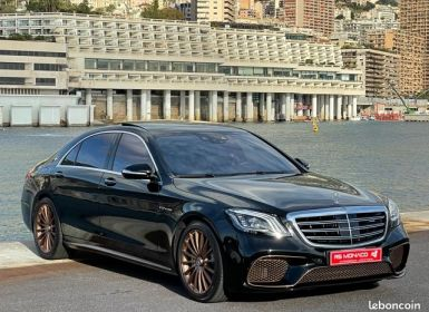 Achat Mercedes Classe S S65 Final Edition 1 OF 130 - 10.990 kms Occasion