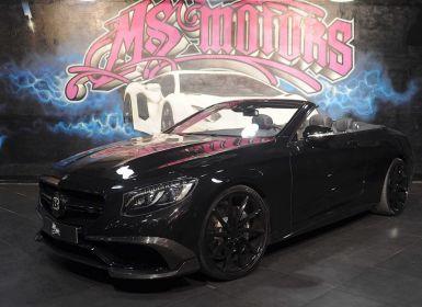 Vente Mercedes Classe S VII CABRIOLET 63 AMG BRABUS Occasion