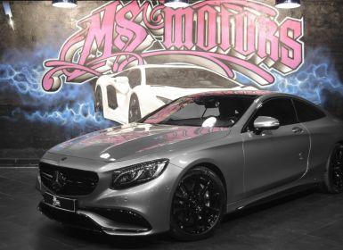 Vente Mercedes Classe S VII COUPE 63 AMG 4MATIC Occasion