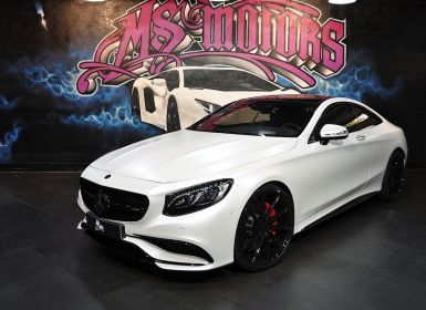 Vente Mercedes Classe S VII COUPE 63 AMG EDITION 1 Occasion