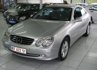 Acheter Mercedes CLK 270 CDI AVANTGARDE Occasion