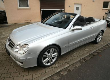 Achat Mercedes CLK 320 CDi Cabriolet Avantgarde 7G-Tronic Occasion