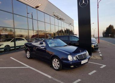 Acheter Mercedes CLK Classe Cabriolet 230K AVANTGARDE Occasion