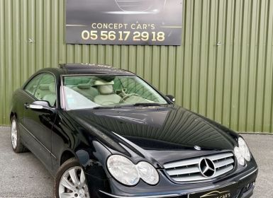 Achat Mercedes CLK Classe MERCEDES-BENZ Classe Coupé , 320 3.0 CDI V6 , 224 Cv , Boîte auto' Occasion