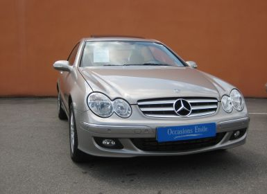 Acheter Mercedes CLK ELEGANCE 220 CDI BVA Occasion