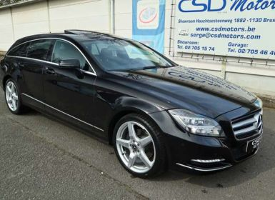 Vente Mercedes CLS 250 CDI SHOOTING BRAEK AMG 19' NAVI LEATHER PROMOTION Occasion