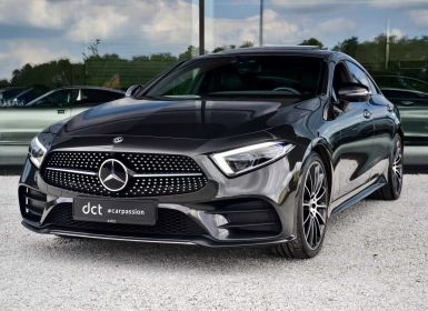 Vente Mercedes CLS 300 d AMG PANO BURMESTER MEMO SEATS LEATHER Occasion
