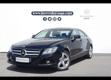 Achat Mercedes CLS 350 CDI Occasion