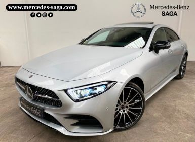 Vente Mercedes CLS 400 d 330ch AMG Line+ 4Matic 9G-Tronic Occasion