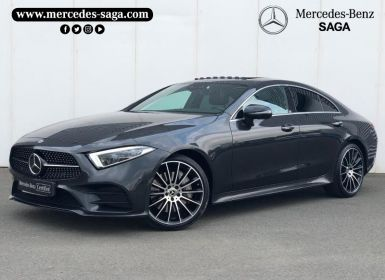 Vente Mercedes CLS 400 d 340ch AMG Line+ 4Matic 9G-Tronic Occasion