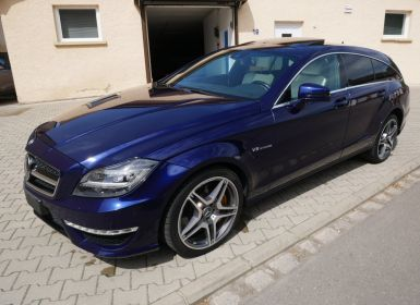 Acheter Mercedes CLS 63 AMG S 4MATIC Shooting Brake, Designo, Bang&Olufsen, Distronic Occasion