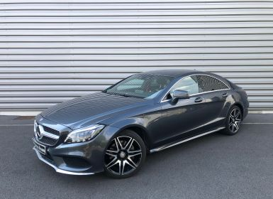 Achat Mercedes CLS CLASSE II (2) 350 D SPORTLINE 4MATIC Occasion