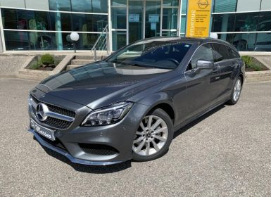 Vente Mercedes CLS CLASSE SHOOTING BRAKE 350 D SPORTLINE 4MATIC Occasion