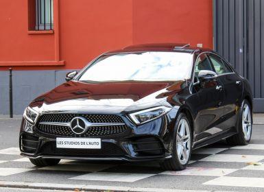 Vente Mercedes CLS III 400 D AMG LINE+ 4MATIC 22CV Occasion
