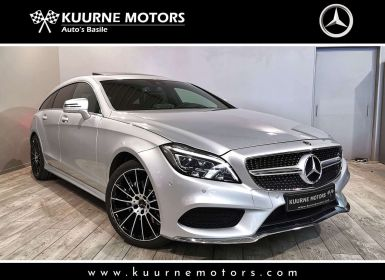 Vente Mercedes CLS Shooting Brake 220 d AMG OpenDak - Cam - Led Occasion