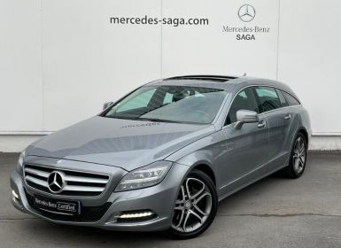 Achat Mercedes CLS Shooting Brake 250 CDI 7G-Tronic + Occasion