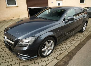 Achat Mercedes CLS Shooting Brake 350 CDi 4MATIC Pack Sport AMG, Caméra de recul, Pack mémoire, Phares LED Occasion