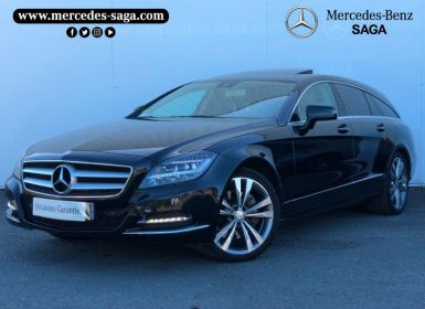 Vente Mercedes CLS Shooting Brake 350 CDI 7G-Tronic + Occasion