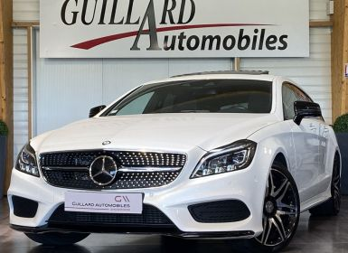 Vente Mercedes CLS Shooting Brake 350 D FASCINATION PACK AMG 258ch 9G-TRONIC Occasion