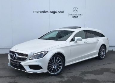Vente Mercedes CLS Shooting Brake 350 d Sportline 4Matic 9G-Tronic Occasion