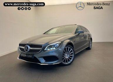 Vente Mercedes CLS Shooting Brake 350 d Sportline 9G-Tronic Occasion