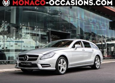 Vente Mercedes CLS Shooting Brake 500 4 Matic 7G-Tronic + Occasion
