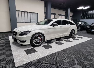Achat Mercedes CLS Shooting Brake 63S AMG SHOOTING 4matic BRAKE 5.5 V8 BI-TURBO 585CH Occasion