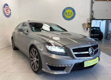Vente Mercedes CLS Shooting Brake (X218) 63 AMG EDITION 1 SPEEDSHIFT MCT Occasion