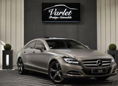 Vente Mercedes CLS SUPERBE 350 CDI EDITION 1 W218 7G V6 3.0l 265ch 1ERE MAIN HISTORIQUE MERCEDES DESIGNO Occasion