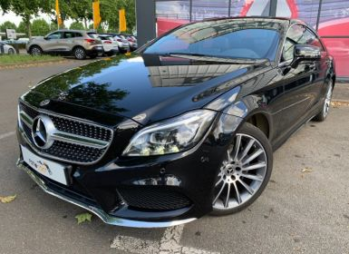Achat Mercedes CLS (W218) 250 D SPORTLINE 4MATIC 7G-TRONIC + Occasion