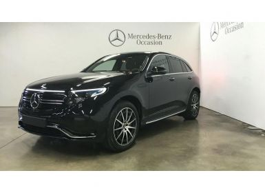 Achat Mercedes EQC 400 408ch AMG Line 4Matic Occasion