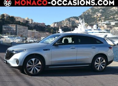 Achat Mercedes EQC 400 408ch Edition 1886 4Matic Occasion