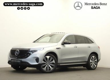 Vente Mercedes EQC 400 408ch Edition 1886 4Matic Occasion