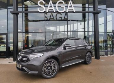 Vente Mercedes EQC 400 4Matic AMG line Occasion