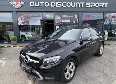 Vente Mercedes GLC 220 4MATIC 170 CV Occasion