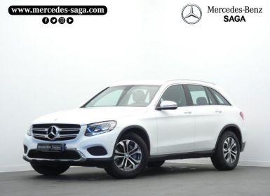 Vente Mercedes GLC 220 d 170ch 4Matic 9G-Tronic Occasion
