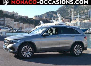 Achat Mercedes GLC 220 d 170ch Business Executive 4Matic 9G-Tronic Euro6c Occasion