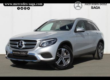 Vente Mercedes GLC 220 d 170ch Business Executive 4Matic 9G-Tronic Euro6c Occasion