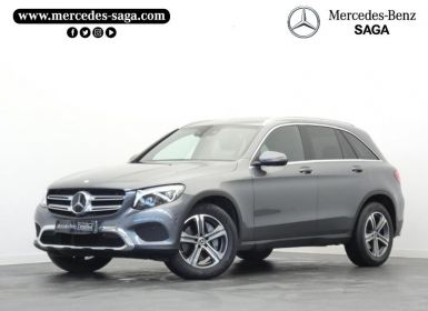 Achat Mercedes GLC 220 d 170ch Executive 4Matic 9G-Tronic Occasion