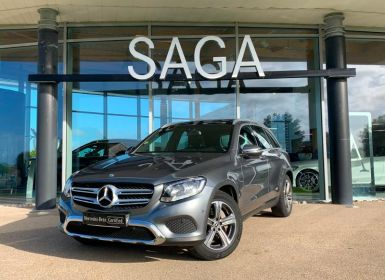 Mercedes GLC 220 d 170ch Executive 4Matic 9G-Tronic