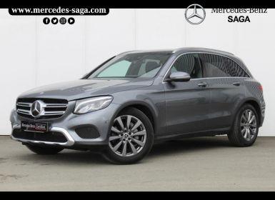 Vente Mercedes GLC 220 d 170ch Fascination 4Matic 9G-Tronic Occasion