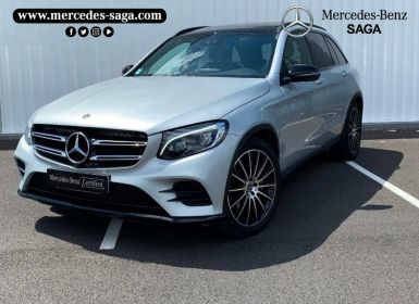 Achat Mercedes GLC 220 d 170ch Fascination 4Matic 9G-Tronic Occasion