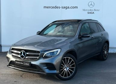 Achat Mercedes GLC 220 d 170ch Fascination 4Matic 9G-Tronic Euro6c Occasion